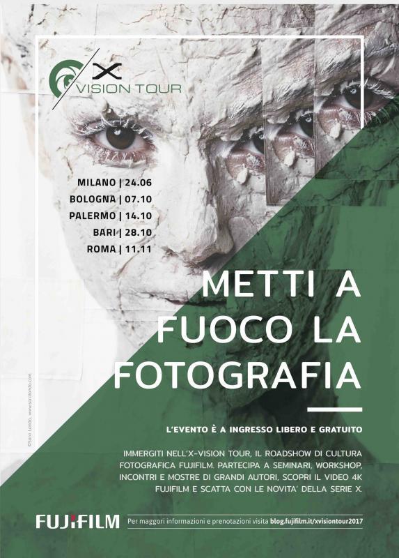 Isp al Fujifilm X-Vision Tour