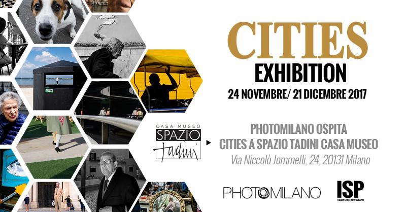 La Mostra Di Cities Da Spazio Tadini Italian Street